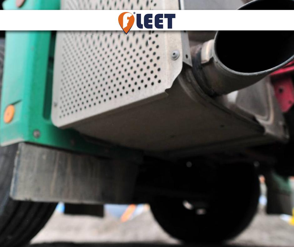 Lotta all'inquinamento: come ridurre emissioni CO2 dei mezzi pesanti