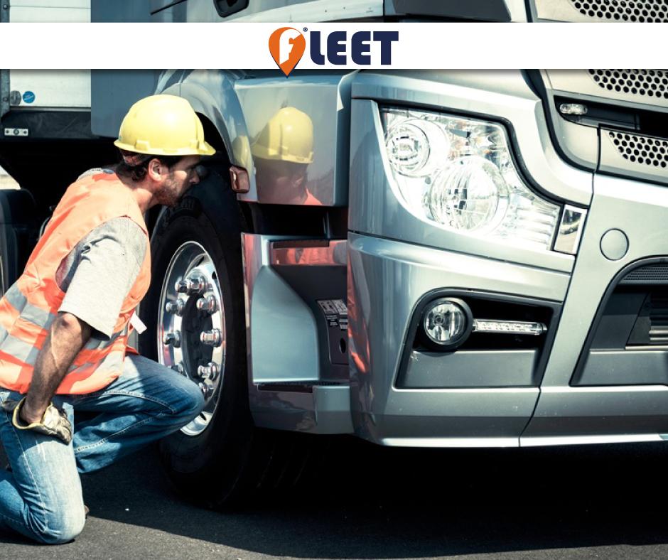 Controllo pneumatici: quanto incide sulle performance del parco mezzi?